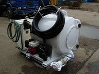 "2009 Factory Refurbished ""Buckaloo 1050"" Toilet Tanker"