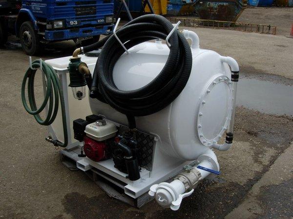 "2009 Factory Refurbished ""Buckaloo 1050"" Toilet Tanker"