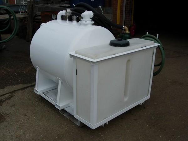 "Buy Refurbished ""Buckaloo 1050"" Toilet Tanker"
