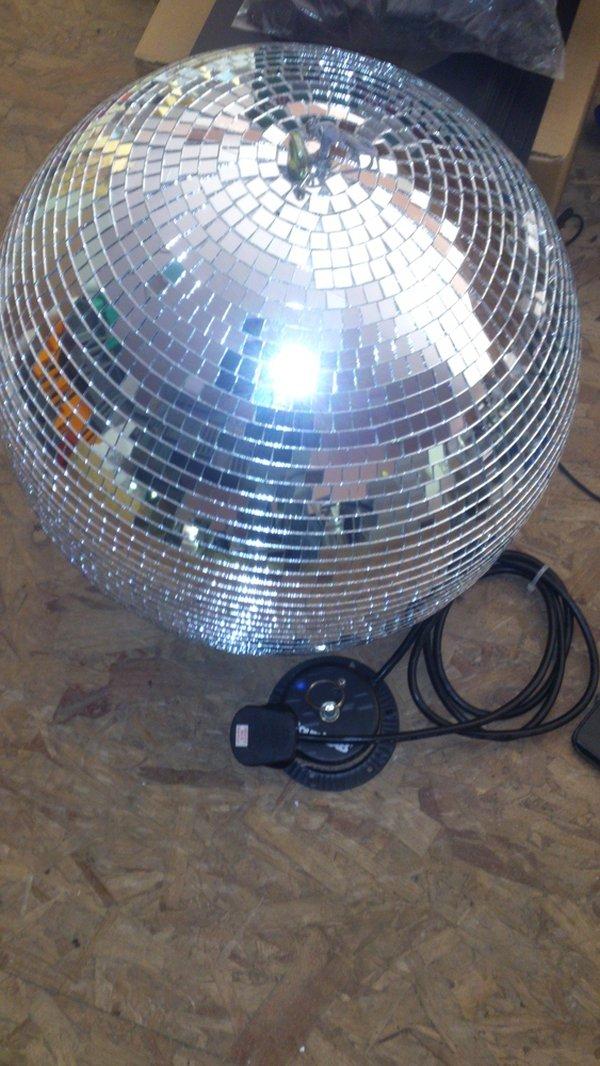 18 inch mirror ball