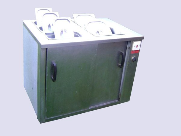 Electric carvery unit