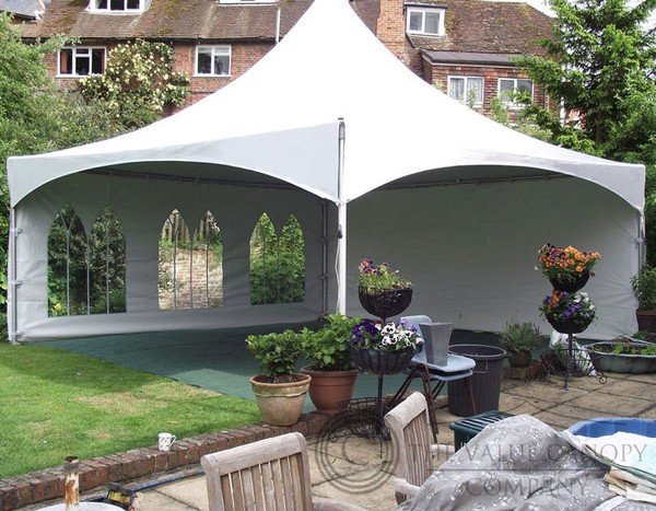Brand New Pagoda Marquees by Crown Canopies