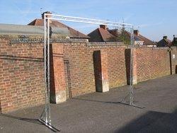 trusslite goalpost kit