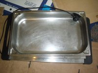 Commercial Catering Electronic Hot Plate with tray