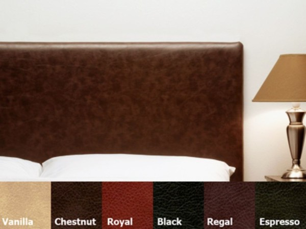 Headboards in a variety of colours