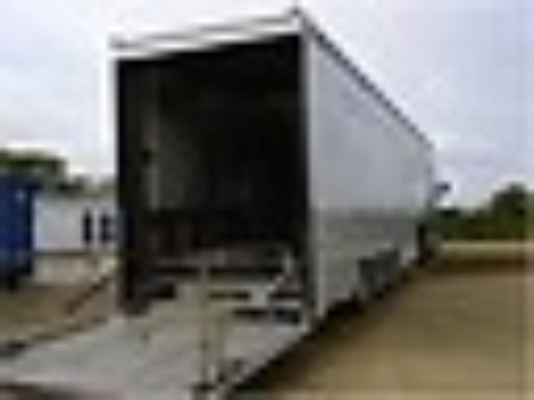 3.6m trailer storage compartment