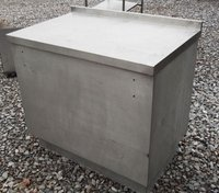 Stainless Steel Table Unit