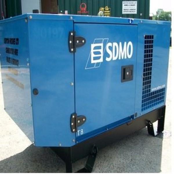 SDMO T8HKM diesel Generator