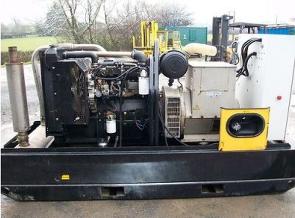 Atlas Copco QAS100 Generator diesel Engine