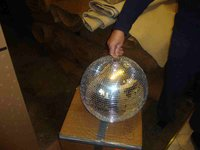21 inch Mirror Ball for sale