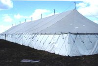 Used traditional marquees