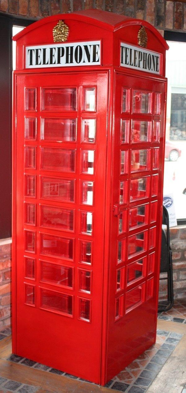 Replica K6 telephone box