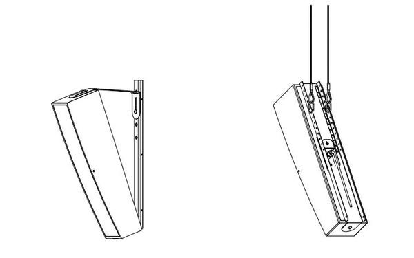 Speaker mounting options