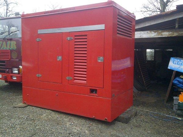345kva generator