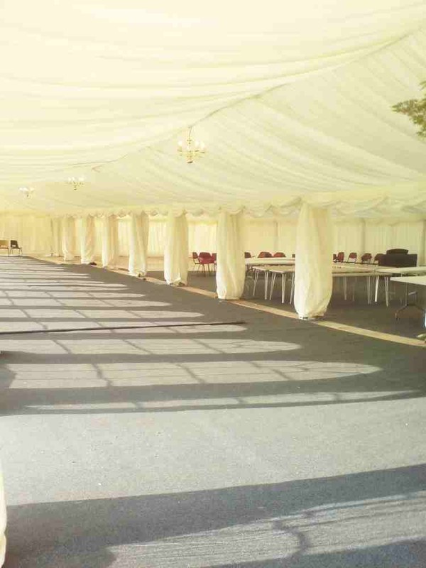 Marquee business for sale essex
