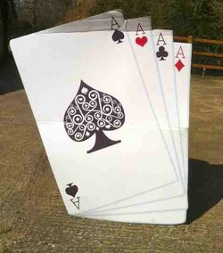 Pack of cards theme