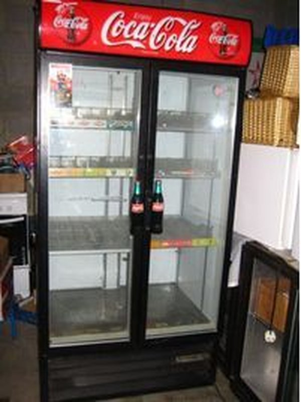 Coke Fridge for sale
